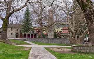 shutterstock_195696635_Old_Byzantine_church_in_Metsovo_Greece_on_an_overcast_day