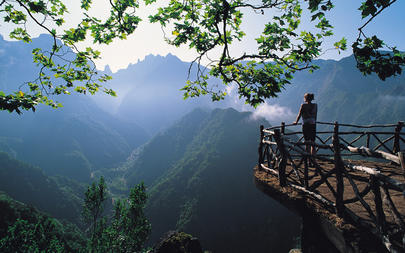 Madeira-mountains