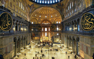 shutterstock_190177766-Hagia-Sophia-interior-at-Istanbul-Turkey---architecture-background