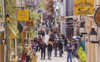 shutterstock_248614414--Tourism-on-Petit-Champlain-Street_-in-Old-Quebec-City
